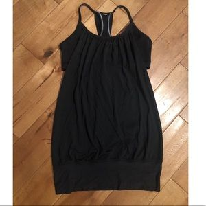 Lululemon Workout Tank Top Built in Bra Size 6
